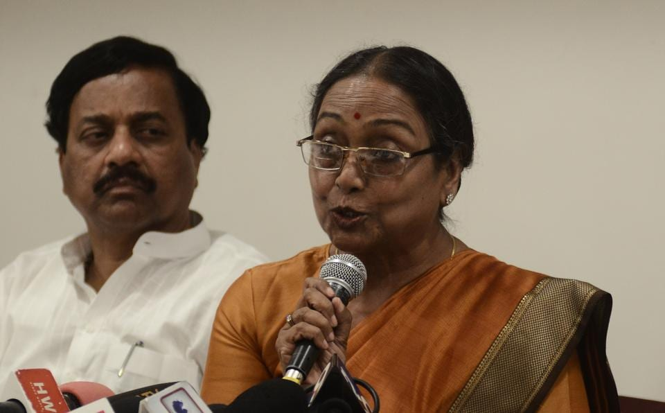 In Hyderabad, Meira pins hopes on her role in Telangana formation