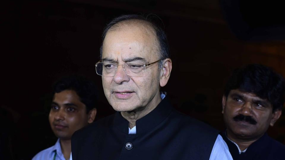 Arun Jaitley,GST rollout,Goods and services tax