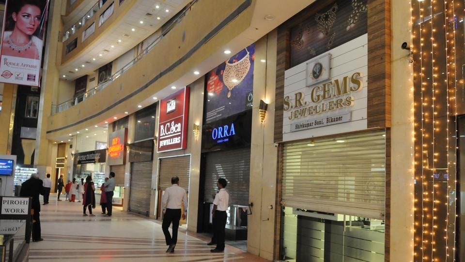 The alleged racket was operating out of Balinese Spa on the second floor of Gold Souk mall, police said.