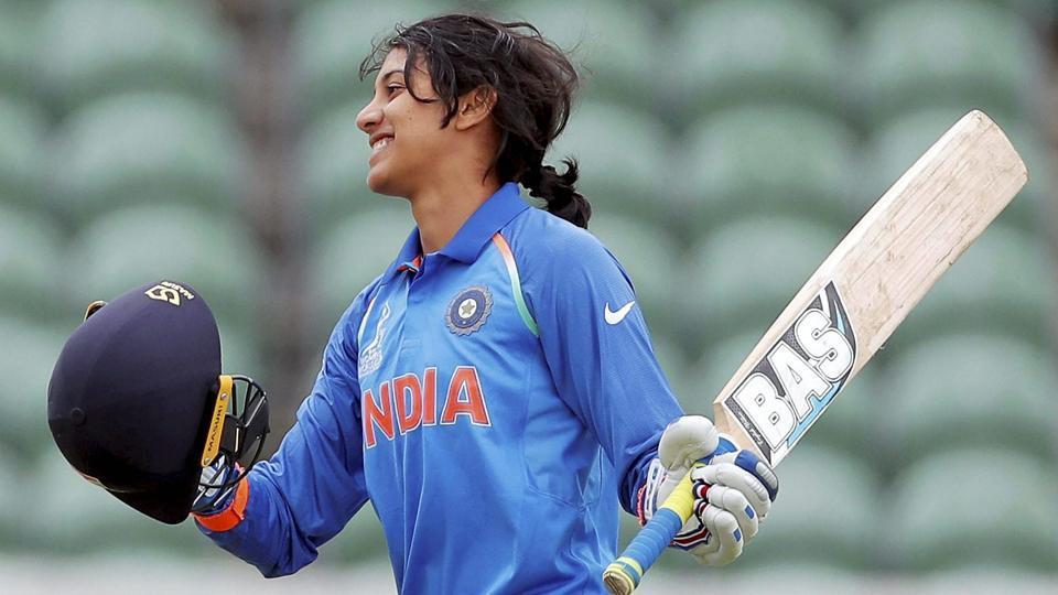 Virender Sehwag,Smriti Mandhana,ICC Women's World Cup