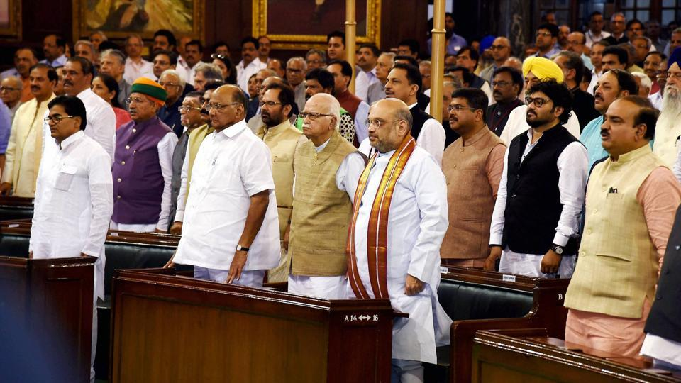Oppn parties decide to boycott special Parl session on GST