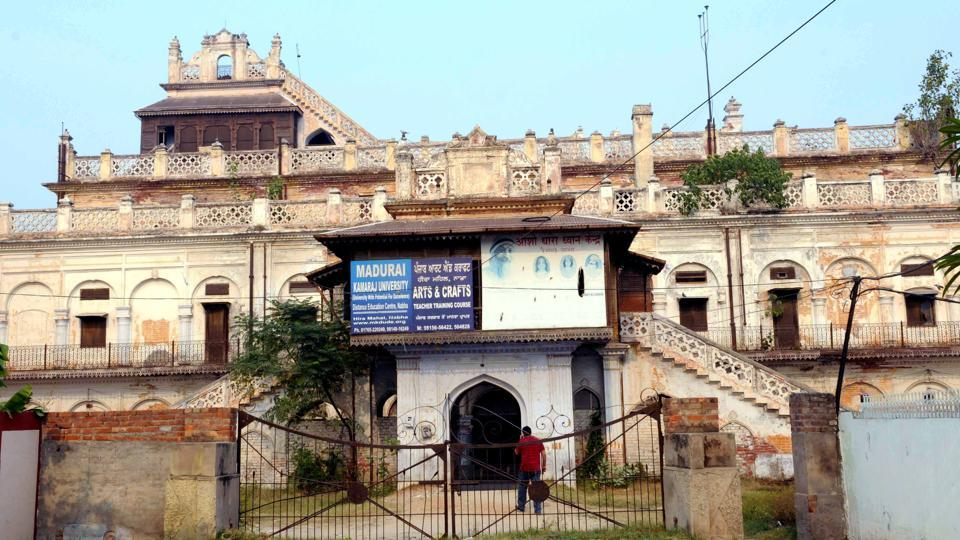 """In 2013, Hanumant Singh courted controversy after an FIR was registered against him for """"selling"""" Hira Mahal, which was once the residence of the royal family and which his father had converted into a gurdwara in 1967 to display the tenth Sikh guru's articles."""