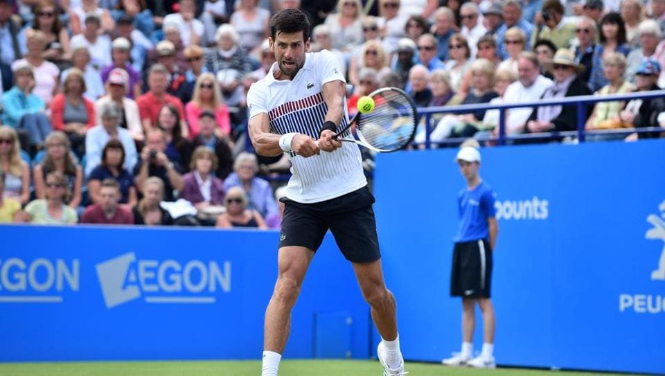 Novak Djokovic,Daniil Medvedev,Gael Monfils