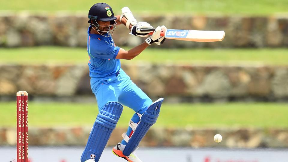 India's Ajinkya Rahane has scored two half-centuries and one hundred in the three One-Day Internationals (ODI) so far against theWest Indies.