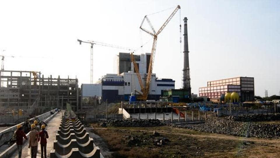 Kalpakkam,Nuclear power plant,Department of Atomic Energy