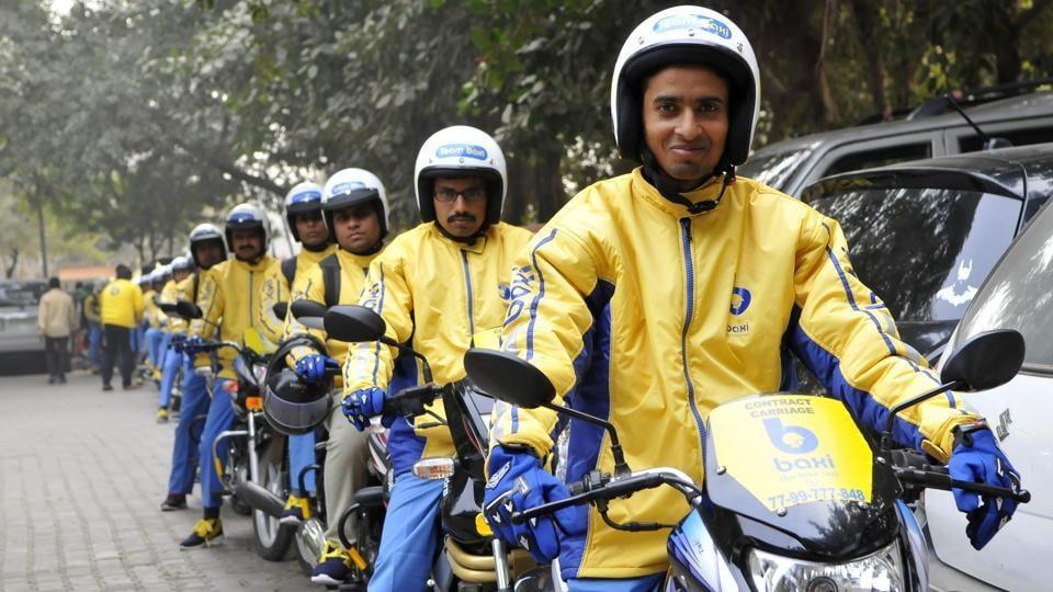 Uber,Bike taxis,Chandigarh