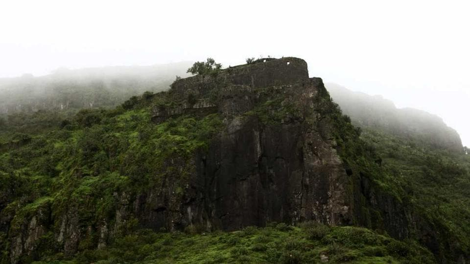 Purandar fort, located around 50-km away from Pune city, is a hot pick for trekkers and weekend tourists.