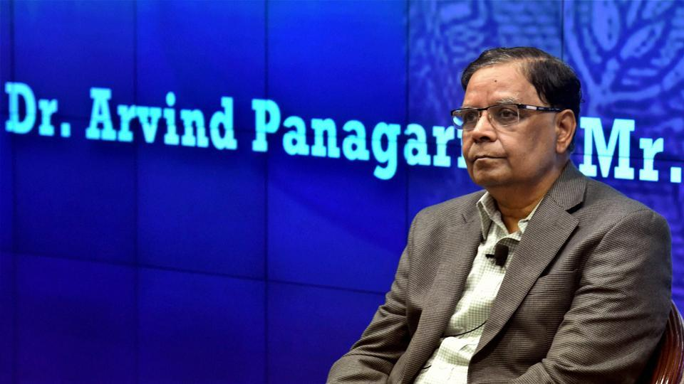 NITI Aayog vice chairman Arvind Panagariya said India is growing at 7 to 8 per cent and the claims of jobless growth cannot be logically correct.