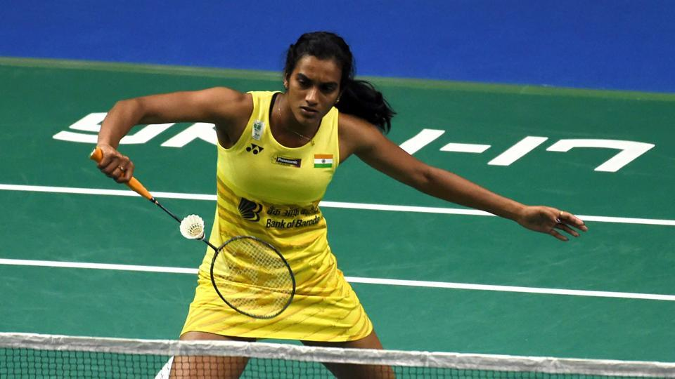 PV Sindhu has previously won two bronze medals at the World Championship.