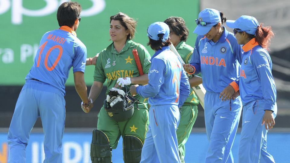 India comfortably beat Pakistan by 95 runs after a prolific spell by Ekta Bisht in the ICC Women's World Cup.