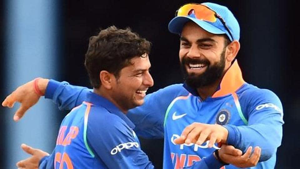 Virat Kohli-led India will face West Indies in the fourth ODI in Antigua onSunday.