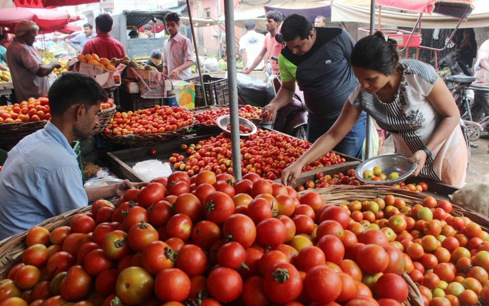 Tomato prices have shot up to Rs 80 from Rs 30 per kg in Gurgaon.