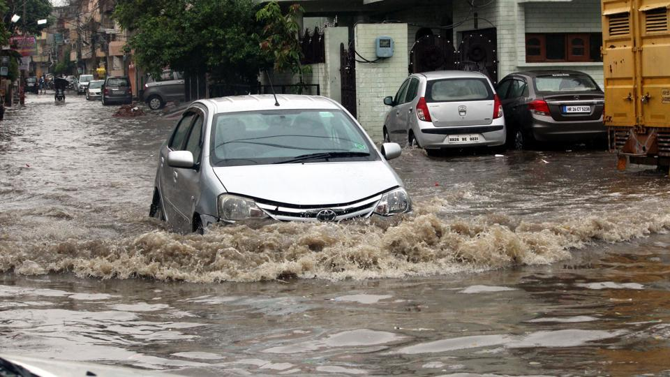 Incessant rainfall in the past few days has caused a lot of problems for residents of the city's low-lying areas.