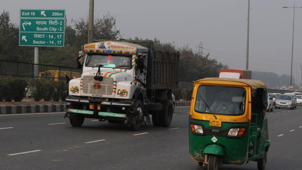 Transporters said the main reason there was little change in their routines is that they are still out of the purview of GST and were still operating under the goods and transport act.