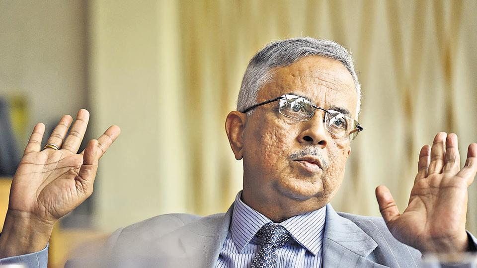 The police budget never exceeded Rs 8,000 crore till I was in service but the subsidy for sugarcane farmers was Rs 30,000 crore per year, says Jayant Umranikar