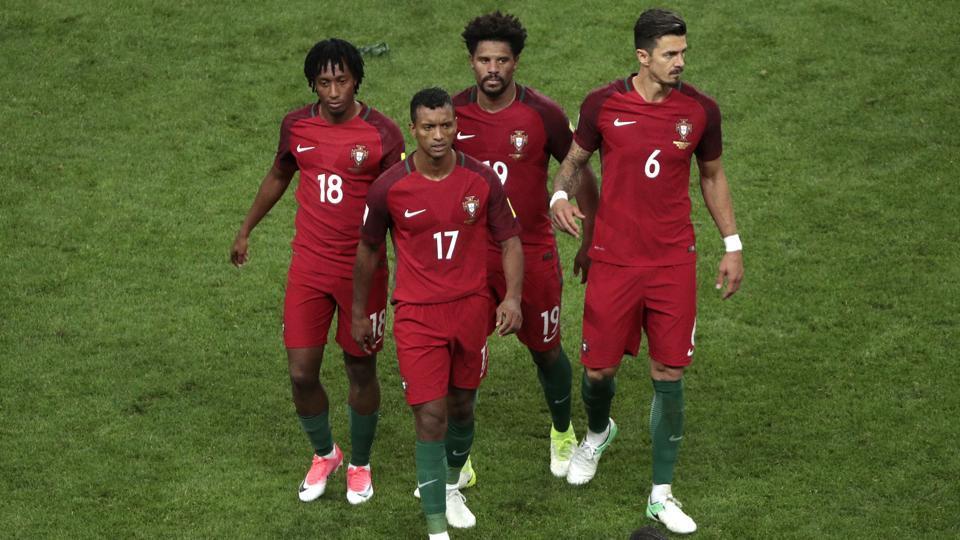 Confederations Cup 2017,FIFA Confederations Cup,Portugal vs Mexico