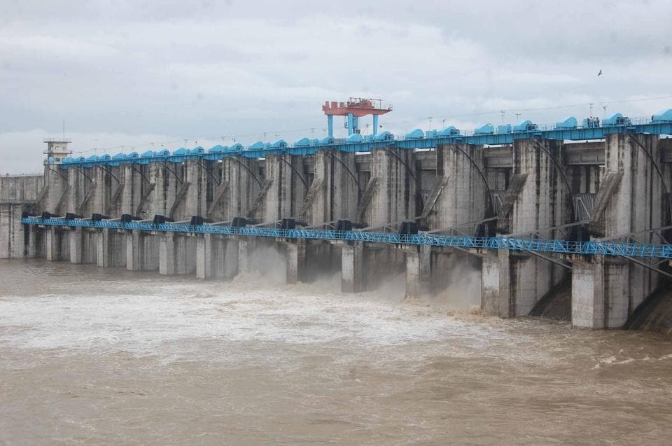 With Rajasthan recording normal rainfall until July 2, the waters  level in dams in the state have gone up