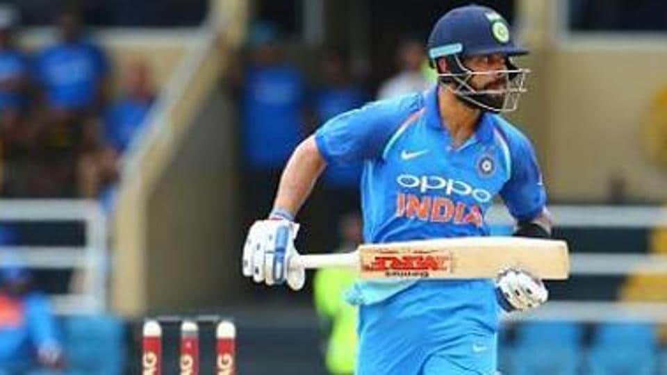 Virat Kohli-led India are currently 2-0 ahead in a five-match series against West Indies.