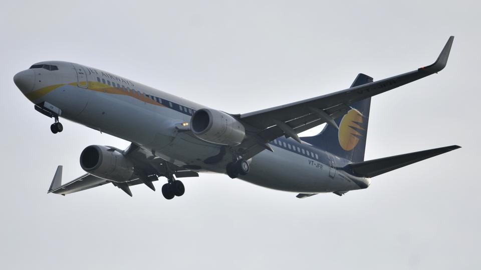 Chandigarh-Jiapur flight,Jet Airways