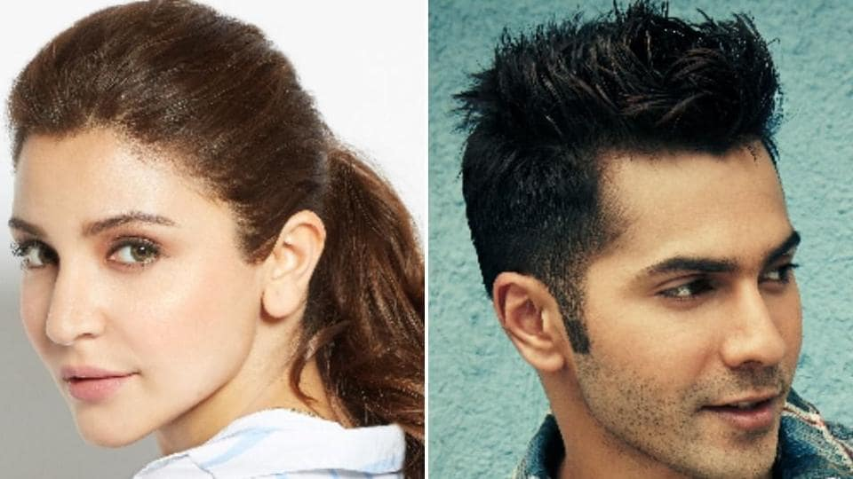 """Varun Dhawan says since he and Anushka Sharma are teaming up for the first time, he is """"sure that there will be fireworks."""""""