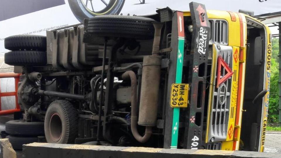 Mumbai city news,LPG tanker,Mumbai traffic