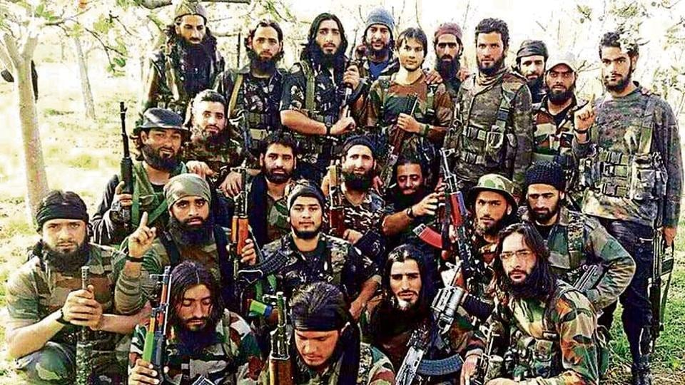 Several Kashmiri youth have announced their arrival into the militant fold through online posts just like Hizbul Mujahideen commander Burhan Wani had done before his death in July last year.