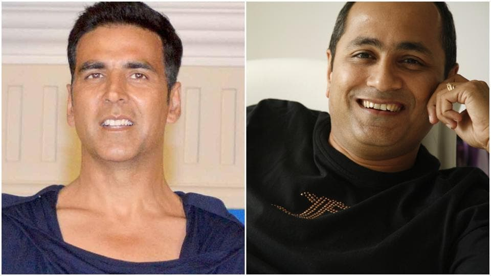Actor Akshay Kumar has worked with filmmaker Vipul Shah in six films so far.