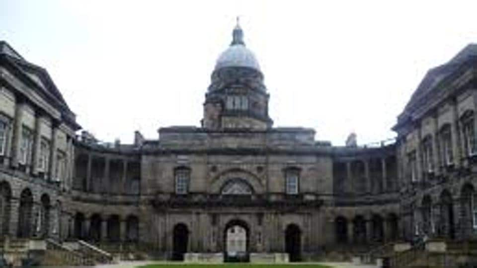 Martin Xavier Vazhachira arrived in Scotland in July 2016 for postgraduate studies in the University of Edinburgh (in picture)