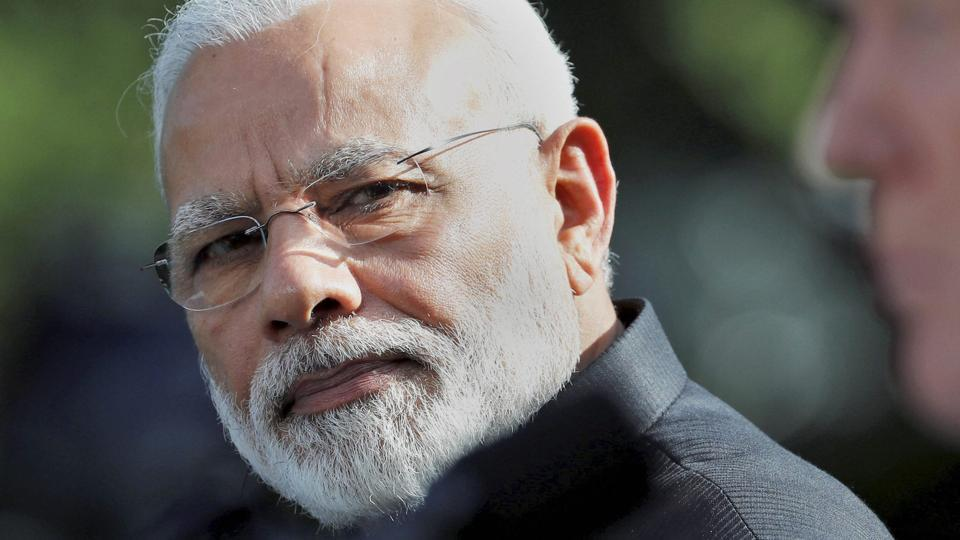 Prime Minister Narendra Modi begins his three-day Israel visit on Tuesday.