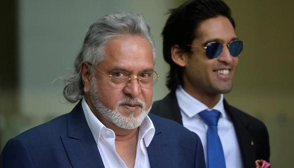Vijay Mallya leaves after an extradition hearing at the Westminster Magistrates Court in London on June 13, 2017. (REUTERS Photo)