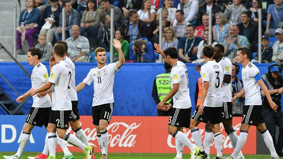 Germany defeated Chile 1-0 in the final to win their maiden FIFA Confederations Cup, at the Saint Petersburg Stadiumon July 2. Catch highlights of Chile vs Germany here.