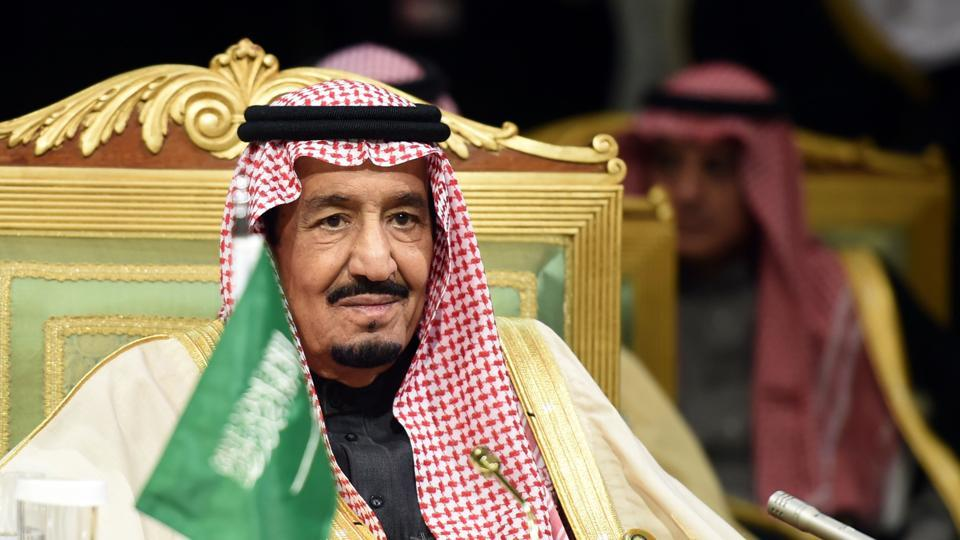 Saudi King Salman has cancelled a trip to a G20 summit in Germany.