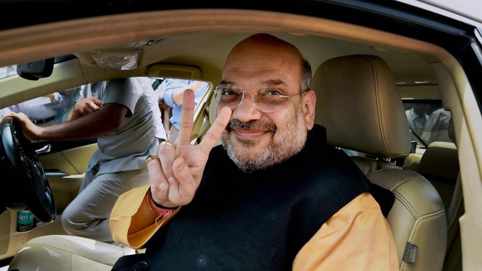 Congress slams Amit Shah meet at Goa airport