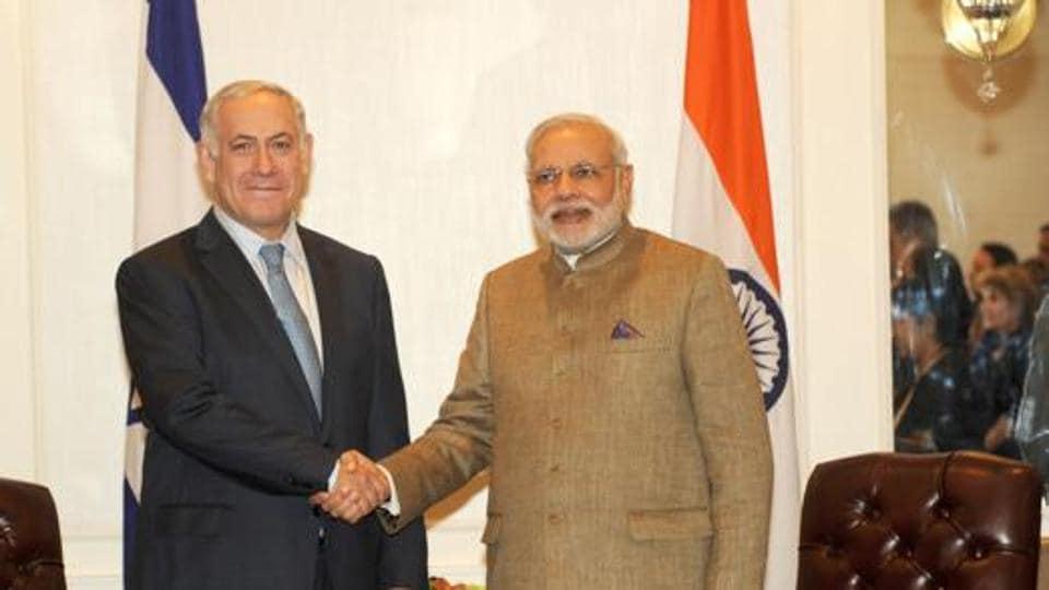 Narendra Modi,India-Israel,Jerusalem