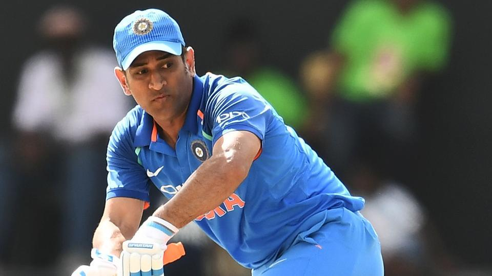 MS Dhoni scored a fifty off 108 balls as India fell short by 11 runs in the fourth ODI against West Indies in Antigua.