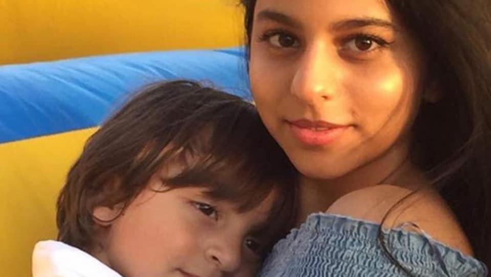 Celeb Kids,Celebrity Kids,Suhana Khan