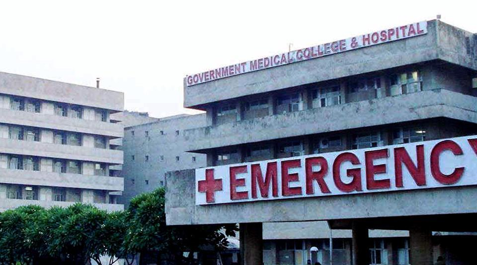 Government Medical College and Hospital, Sector 32 Chandigarh