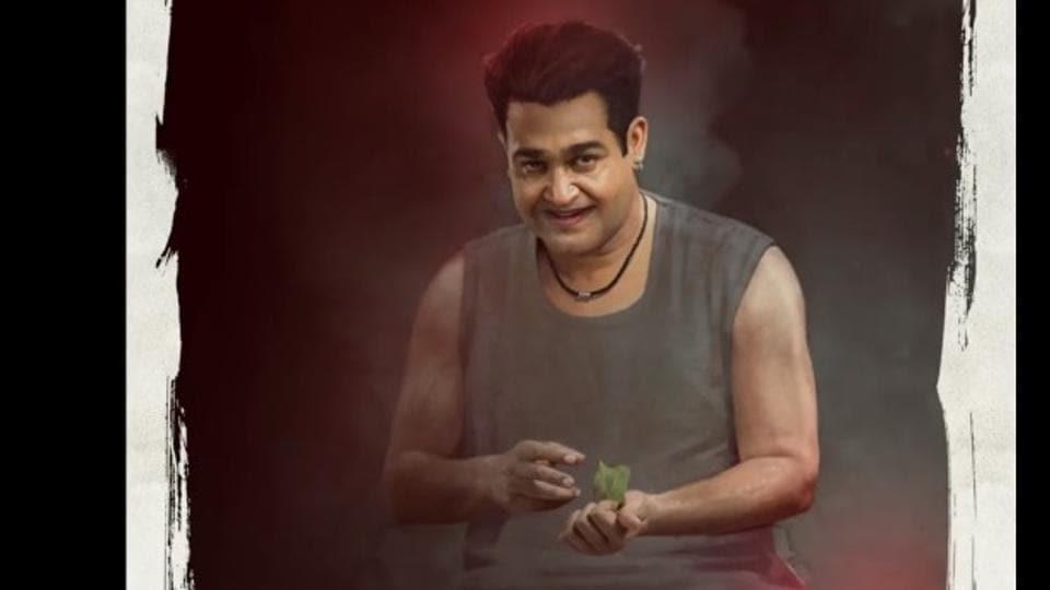Mohanlal plays Odiyan Manikkan, last surviving member of a long-extinct tribal community in Kerala.