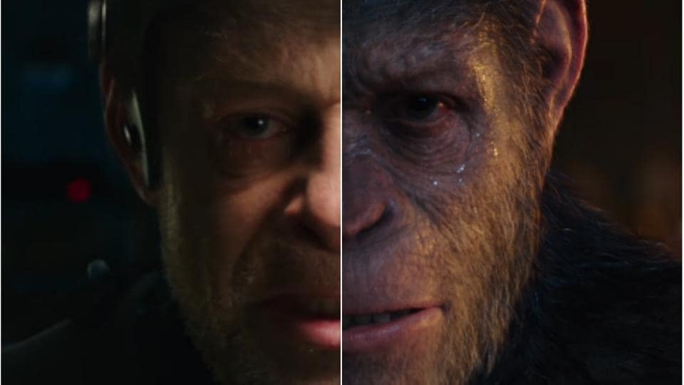 War for the Planet of the Apes,Planet of the Apes,Andy Serkis