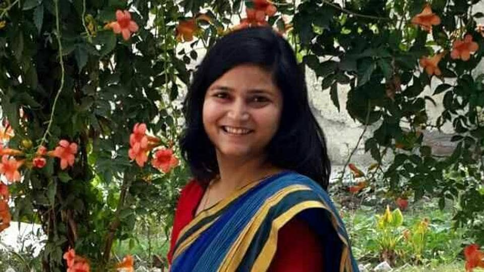Shreshtha Thakur was transferred from Bulandshahr, seen as a punishment for taking on some leaders of the ruling BJP.