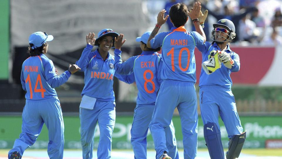 India have won all three of their matches in the ongoing ICCWomen's World Cup so far.