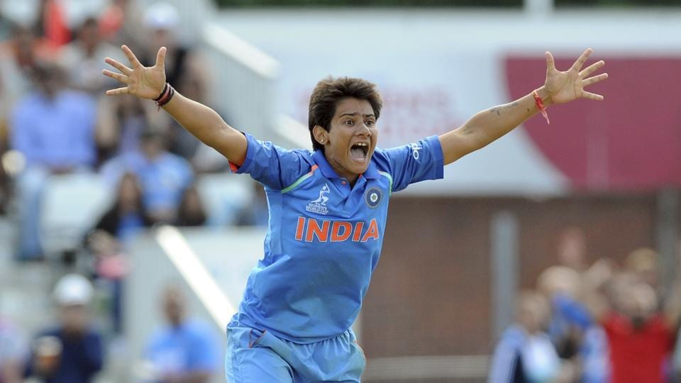 ICC Women's World Cup,India national women's cricket team,Mansi Joshi
