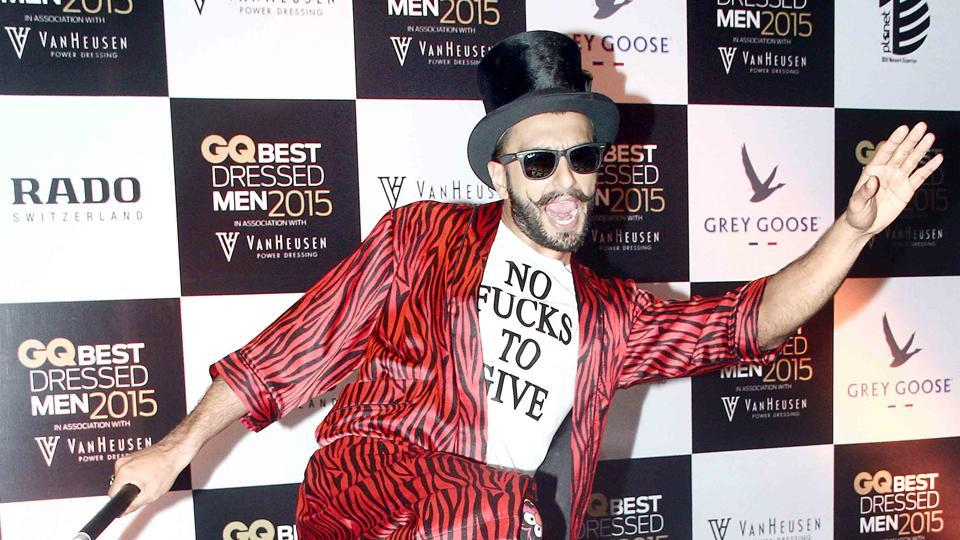 Actor Ranveer Singh's out-of-the-box style statements have always made headlines.