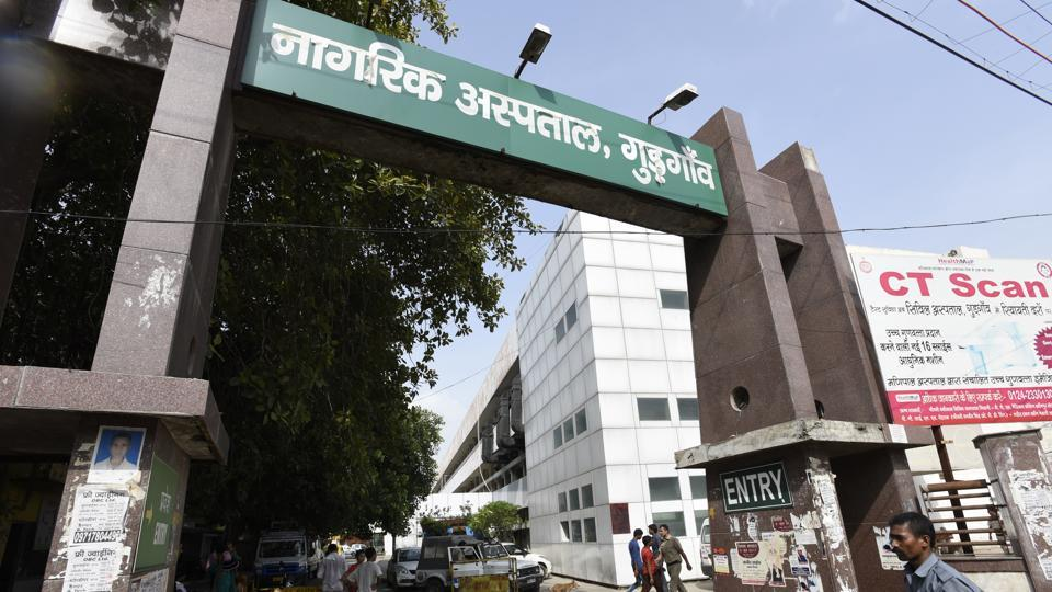 The hospital, located in in Sadar Bazar, scored 85%  in a survey conducted by a team from NQAS, which visited the hospital on June 30 last year.