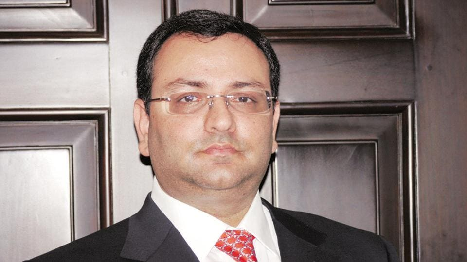 Ousted Tata Sons Ltd chairman Cyrus Mistry.