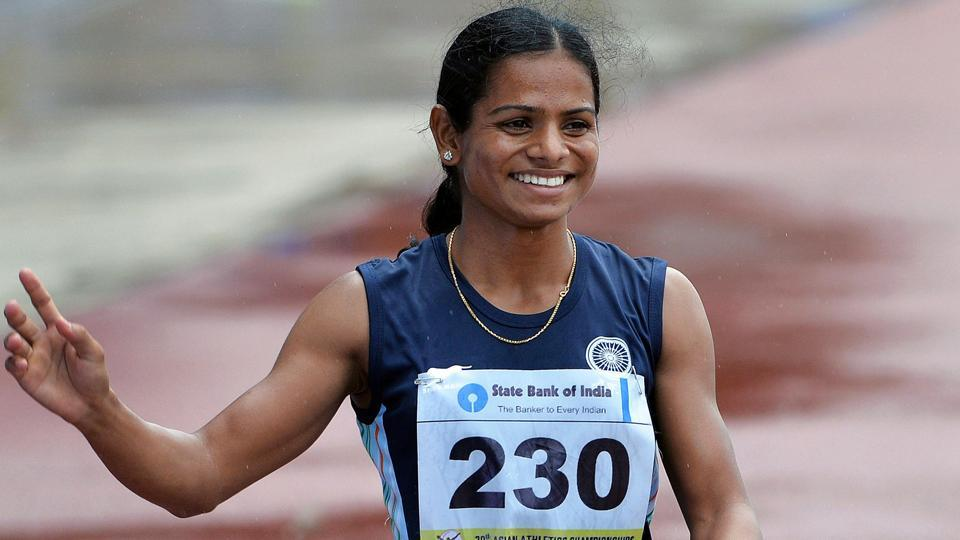 Dutee Chand had successfully challenged the IAAF regulations before the Court of Arbitration for Sports (CAS).