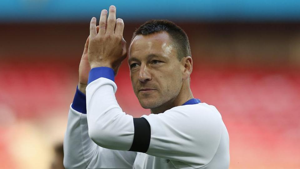 John Terry is already eying a return to Chelsea, but as a manager.