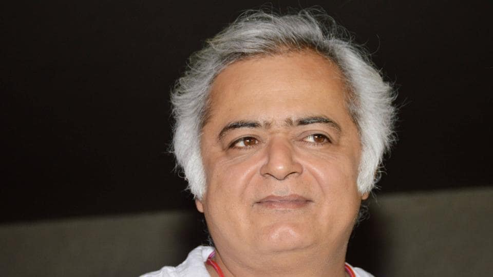 Hansal Mehta has made critically acclaimed films Shahid, Aligarh and City Lights among others.
