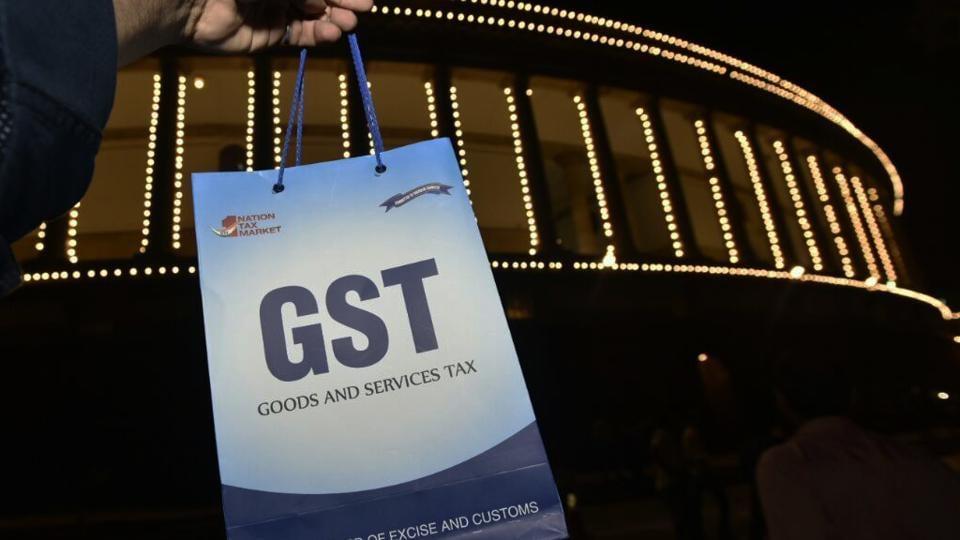 GST,AAP,Narendra Modi