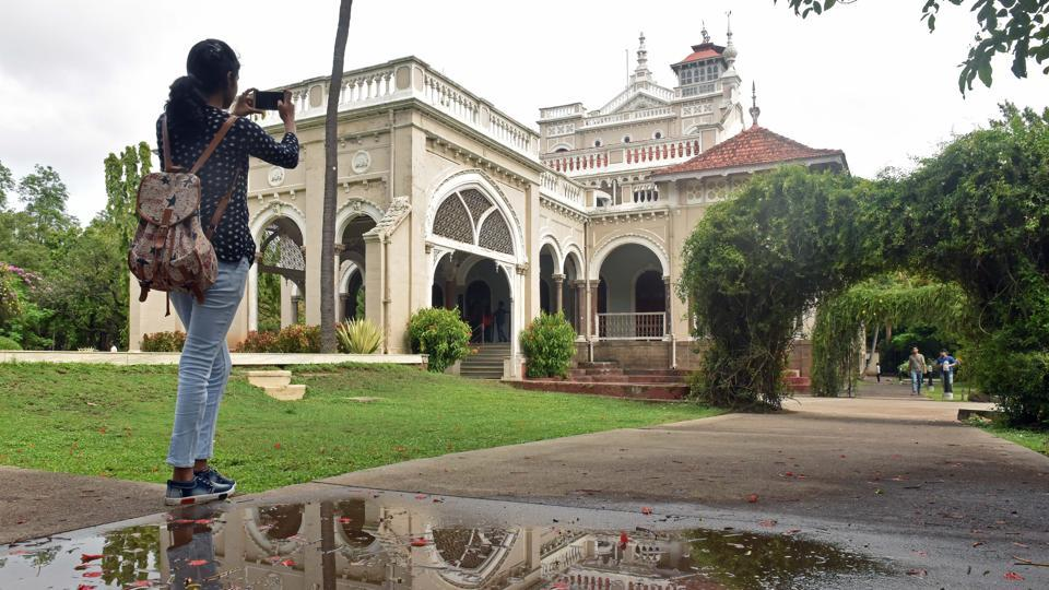The Aga Khan Palace was donated by Aga Khan IV in 1969.